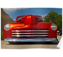 Ford Convertible Poster