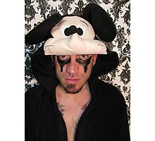 No mouse Mickey Photographic Print