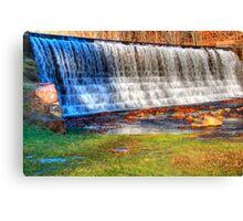 colorfull falls Canvas Print