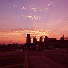 Nashville 2004 sunset by 10000