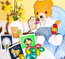 Happy 1st Easter by missmoneypenny