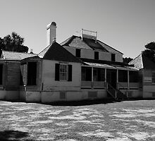 Kingsley Plantation House by Josh Kille