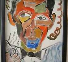 limbic crooner by joseph baron-pravda