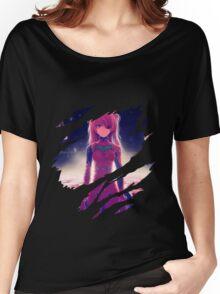 neon genesis evangelion rei ayanami asuka soryu anime manga shirt Women's Relaxed Fit T-Shirt