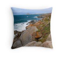 Granite Island , South Australia Throw Pillow