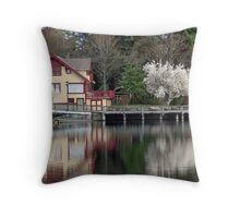 Gorge Waterway (6) Throw Pillow
