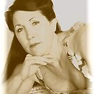 My Lovely Daughter Patti by © Loree McComb