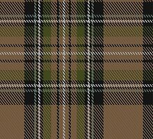 00416 Cavalier Brown Tartan  by Detnecs2013