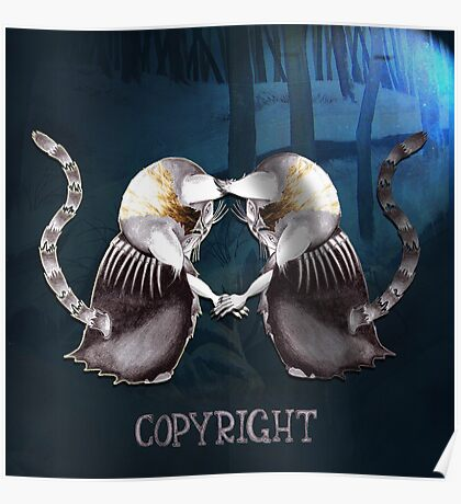 Copyright and The Copycat Poster