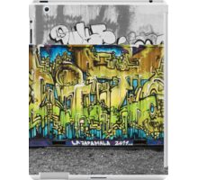 Graffiti - Gradient iPad Case/Skin