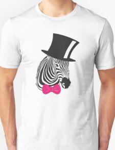 Fancy Zebra T-Shirt T-Shirt