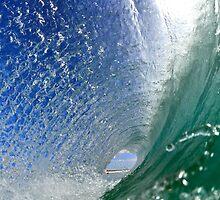 The Glass Curtain - Lennox Head Surfclub by Jacob Jones