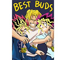 Best Buds Photographic Print