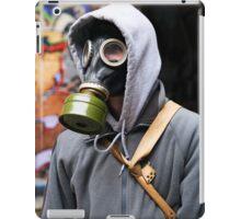 Creepy Mask iPad Case/Skin