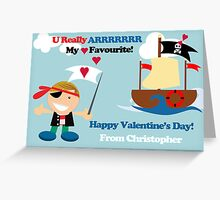 You really arrrrr my favourite Greeting Card