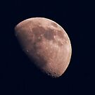 The Moon by the57man