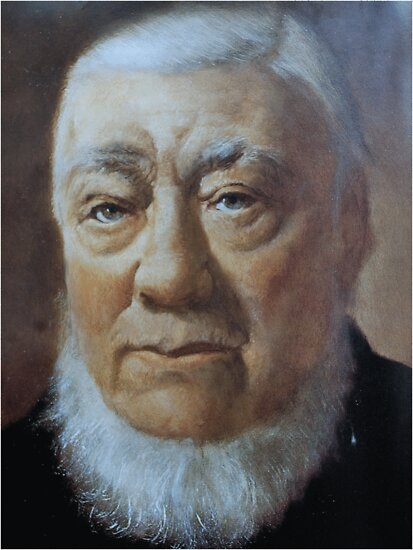 A MAN OF VISION - PAUL KRUGER by Magaret Meintjes