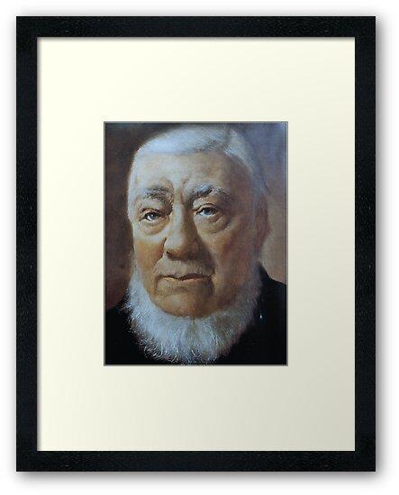 A MAN OF VISION - PAUL KRUGER by Magriet Meintjes