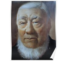 A MAN OF VISION - PAUL KRUGER Poster