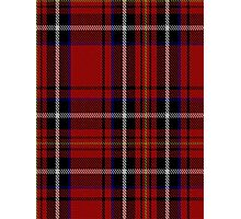 00418 Cornish Brewery Red Tartan  Photographic Print