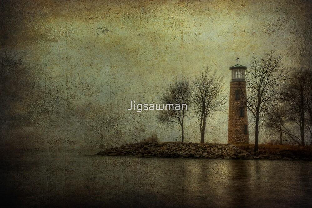 Asylum Point Lighthouse by Jigsawman