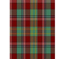 00419 Golden Broom Tartan  Photographic Print