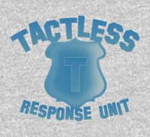 TACTLESS Response unit with shield badge One Piece - Long Sleeve