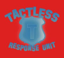 TACTLESS Response unit with shield badge Baby Tee