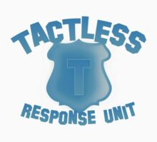 TACTLESS Response unit with shield badge One Piece - Short Sleeve