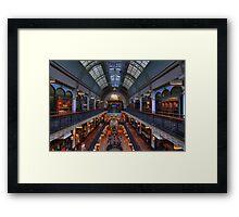 Queen Victoria Building, Sydney Framed Print