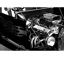 Big Block Custom Photographic Print