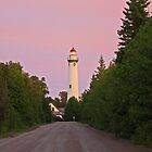 New Presque Isle Lighthouse by Megan Noble