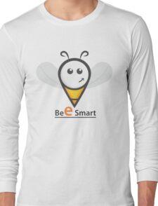 Bee smart T-Shirt Long Sleeve T-Shirt