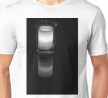 Low Key Light and Reflection Unisex T-Shirt
