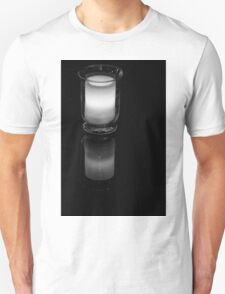 Low Key Light and Reflection T-Shirt