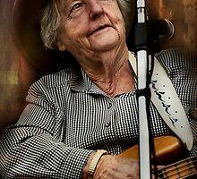 Guitar Player by grannyshot