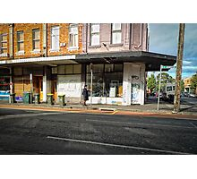 Johnston St Photographic Print