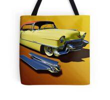 1955 Cadillac Series 62 Tote Bag
