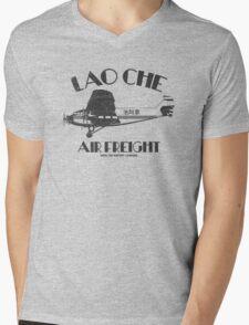 Lao Che Air Freight Mens V-Neck T-Shirt