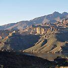 Apache Trail Drive by MaryLynn