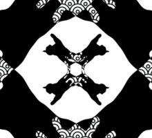 kaleidoscope cats Sticker