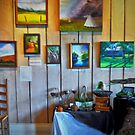 Art Show by Jeanne Sheridan