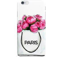 Paris Bag iPhone Case/Skin