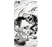 Run, Artie, Run! iPhone Case/Skin