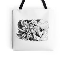 MM-OH-OH-OH-OHH.... Tote Bag