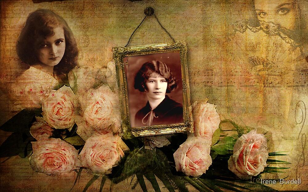 Vintage ! by Irene  Burdell