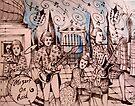 Mozart On Acid  by John Dicandia ( JinnDoW )
