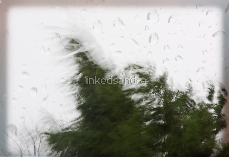 With hey, ho, the wind and the rain..... by inkedsandra