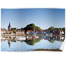 Bosham Village West Sussex England Poster