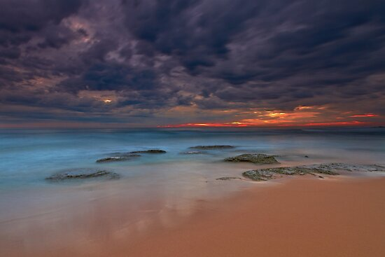 Shelly Beach  by Mark  Lucey